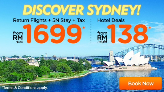 Vivid Sydney is back! Don't miss out this annual event!
