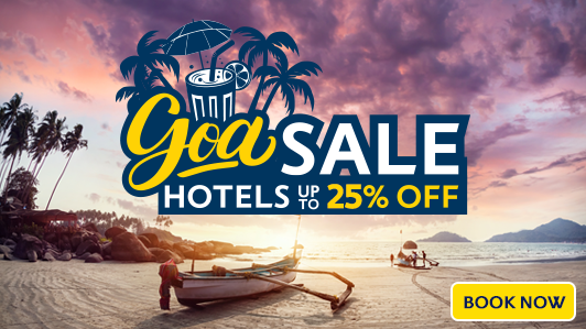 Book your next Goa trip here!
