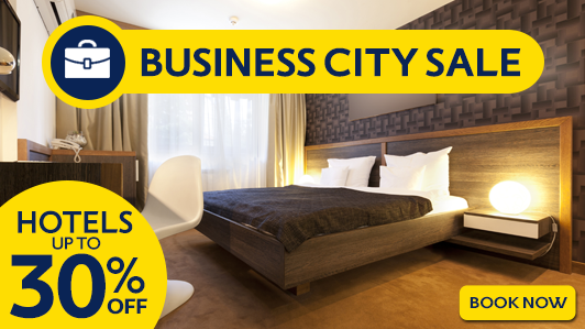 Great deals for your business trip!