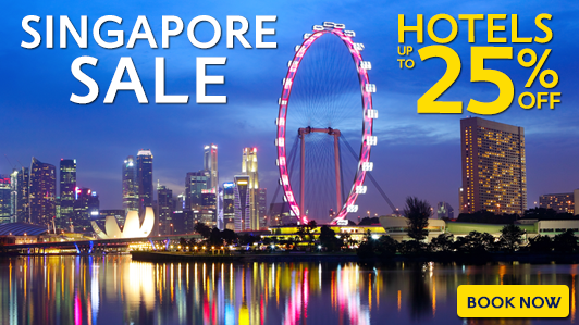 Explore the beauty of Singapore!