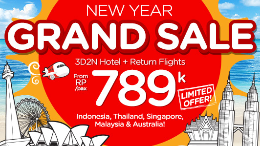 New Year Grand Sale