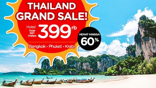 Penawaran Hotel Terbaik di Thailand