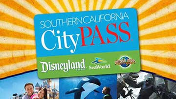 Make the most of your trip to Southern California: Save up to 25% on admission to top attractions!