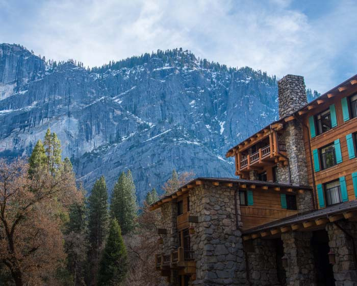 Hotels near the most-visited national parks
