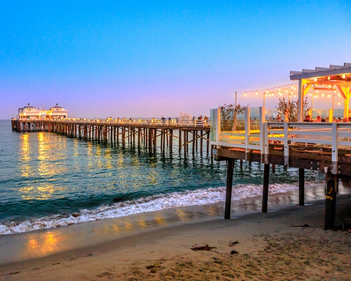 Cities for beach lovers