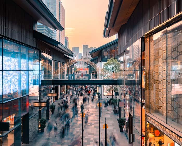 Ciudades para ir de compras