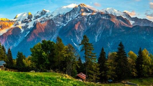 French Alps, Parc National du Mercantour
