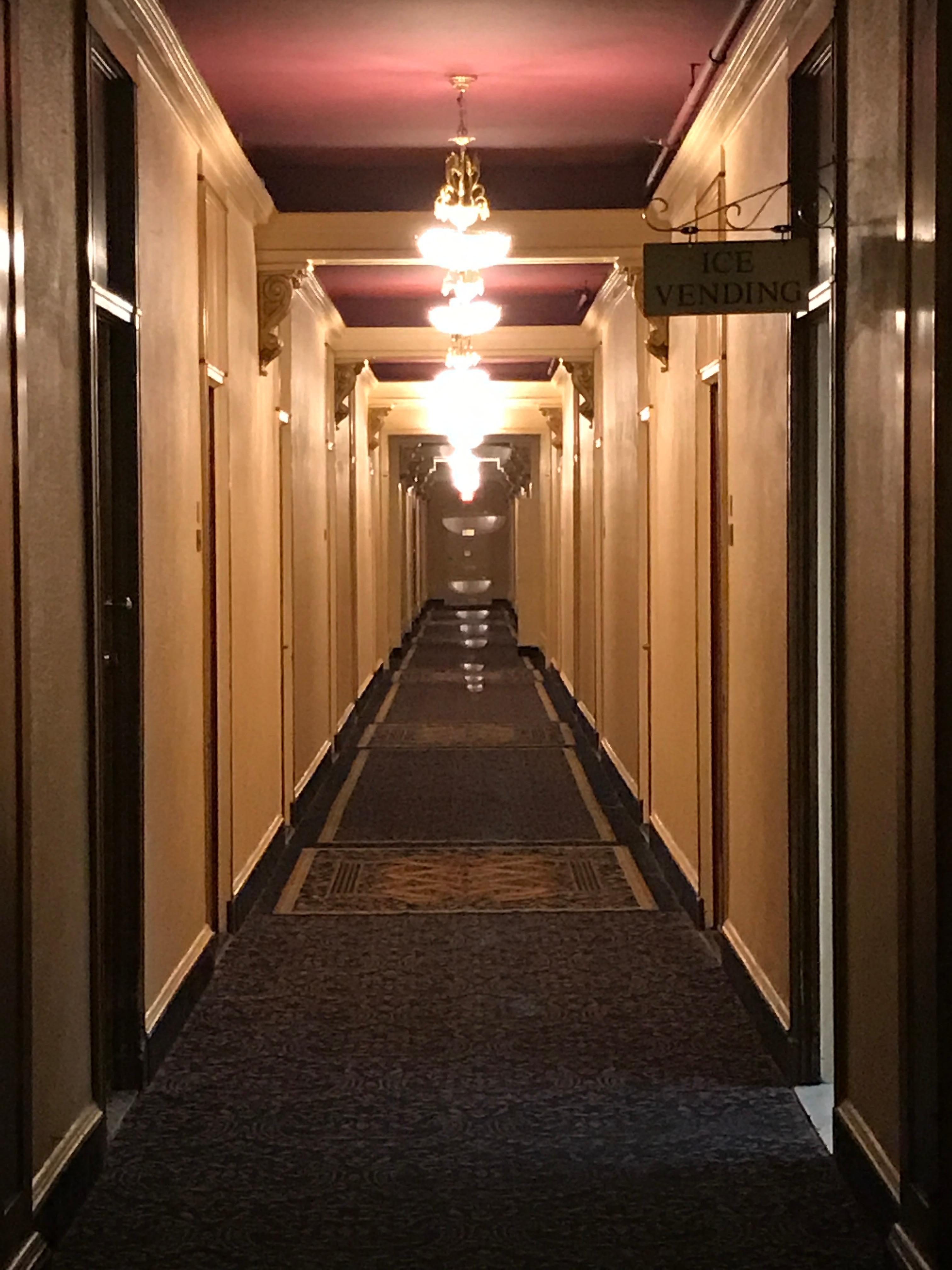 Cool hallways