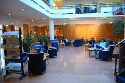 Mercure Hotel Lobby