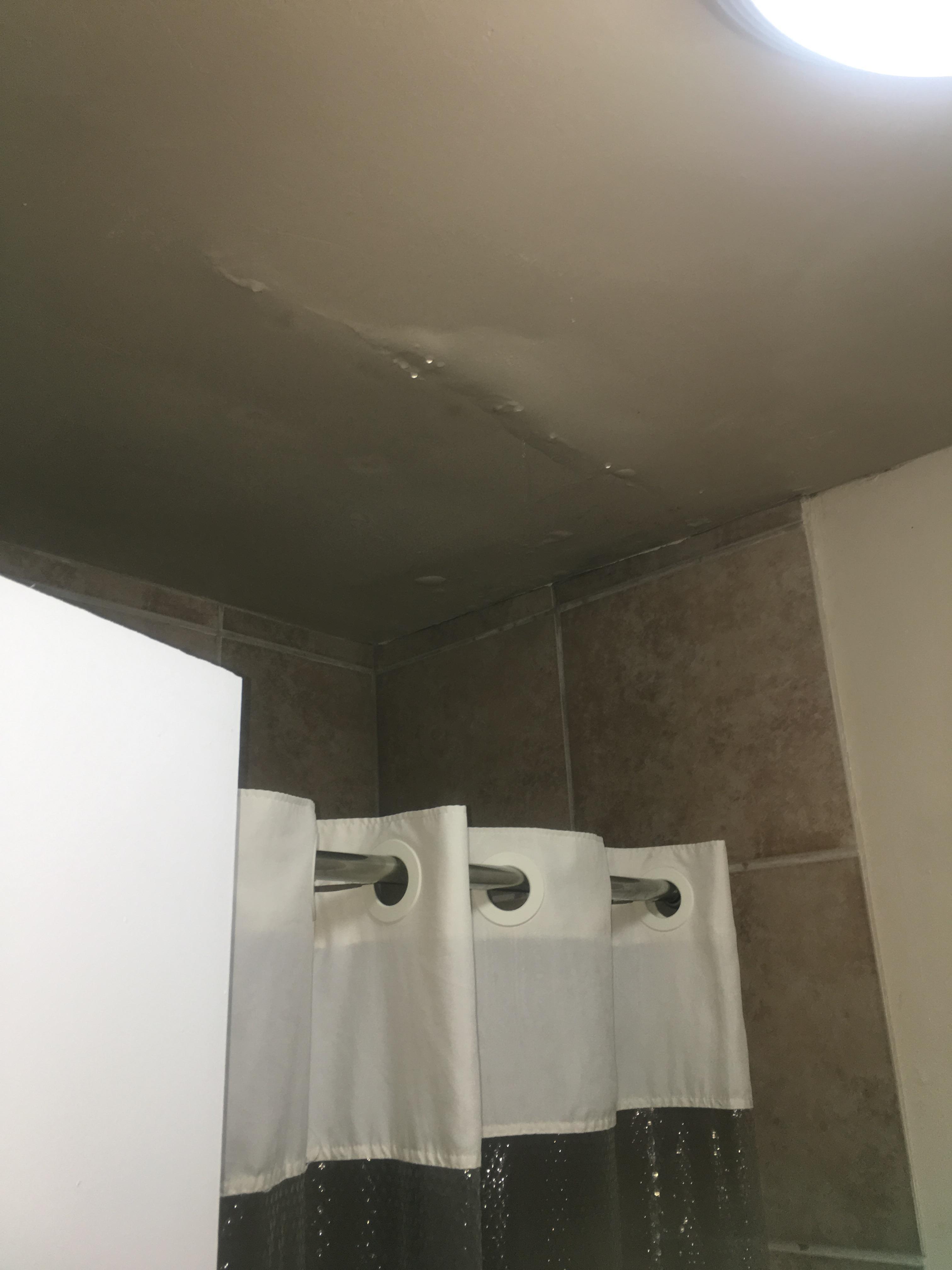 Several leak
