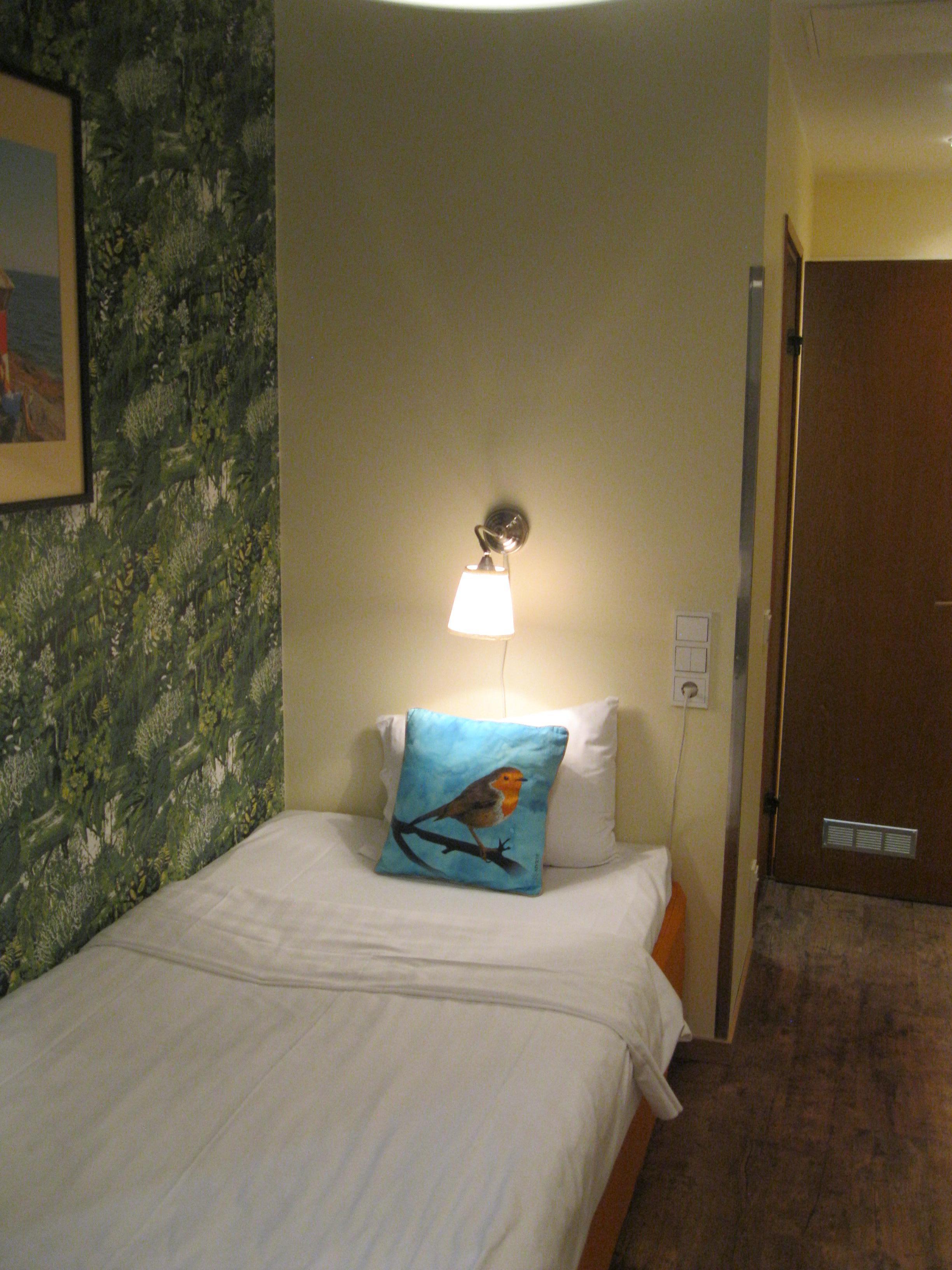 Single room, Hotel Finn