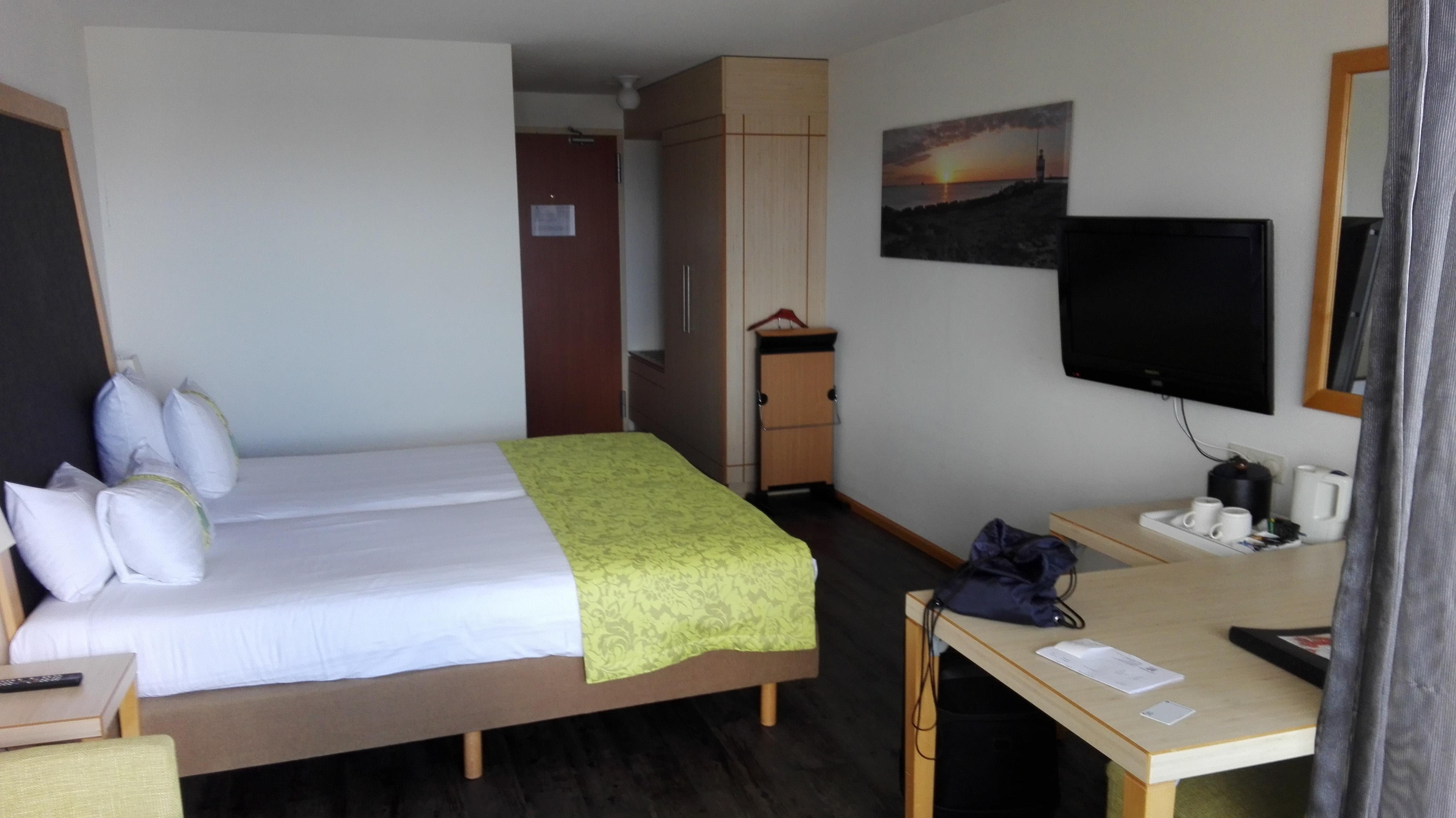 Business Room, 2 Single Beds