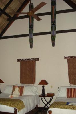 Loved the high ceilings in my room
