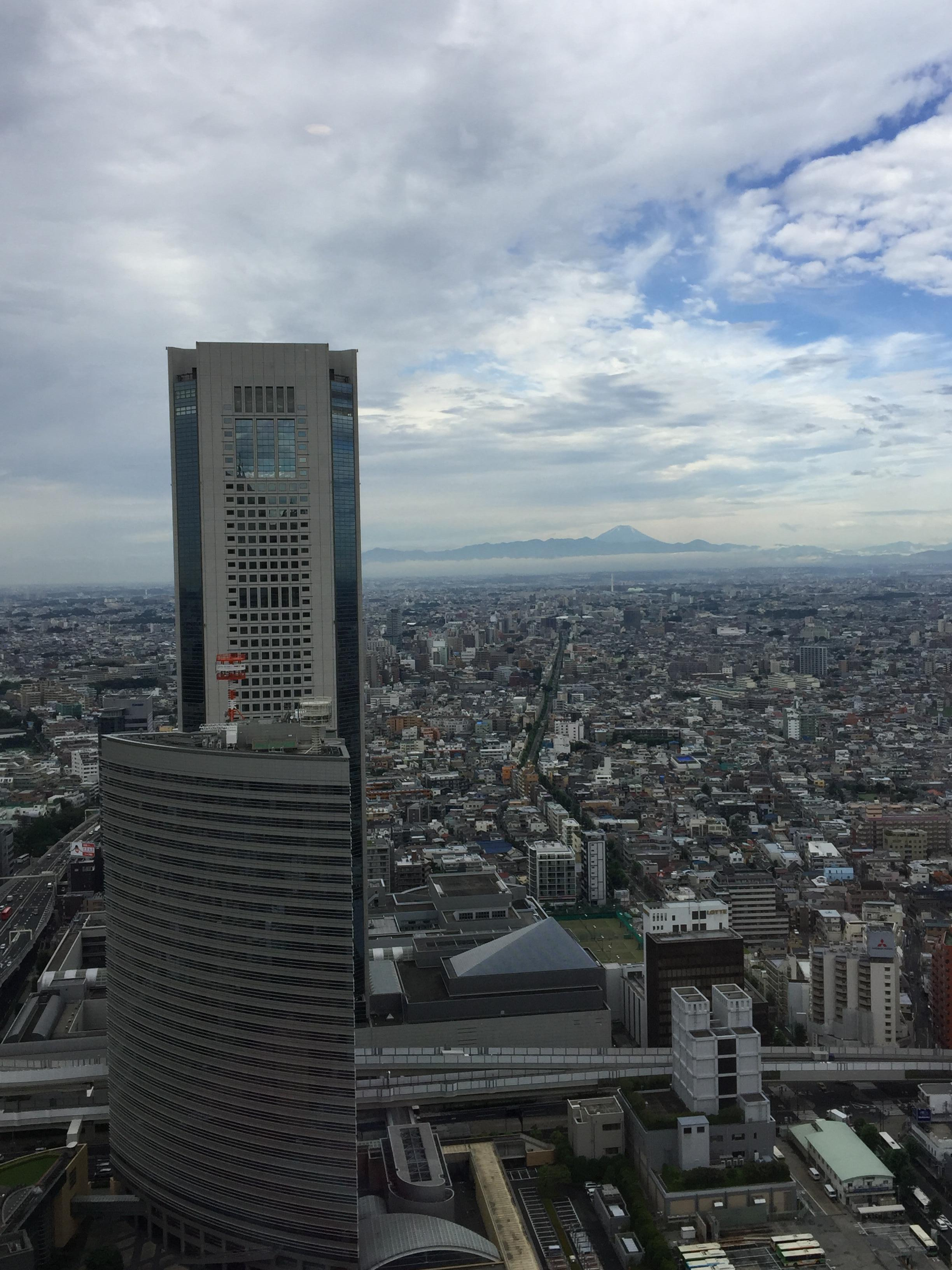 Fuji, finally!