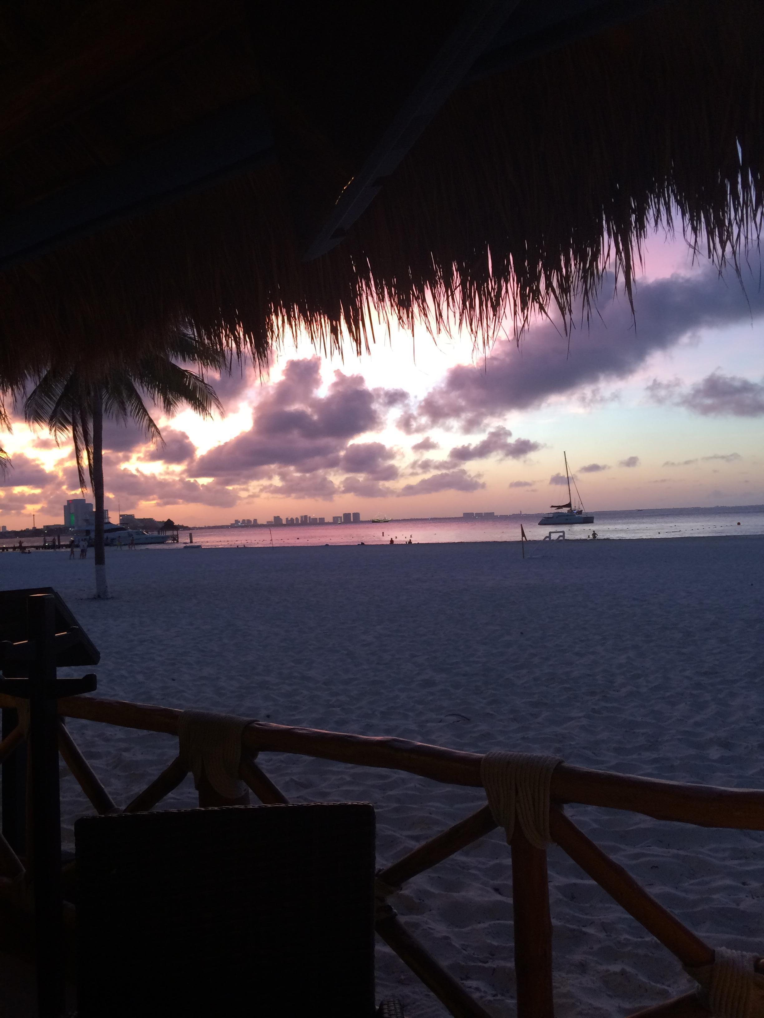 Bar/Restaurant on beach