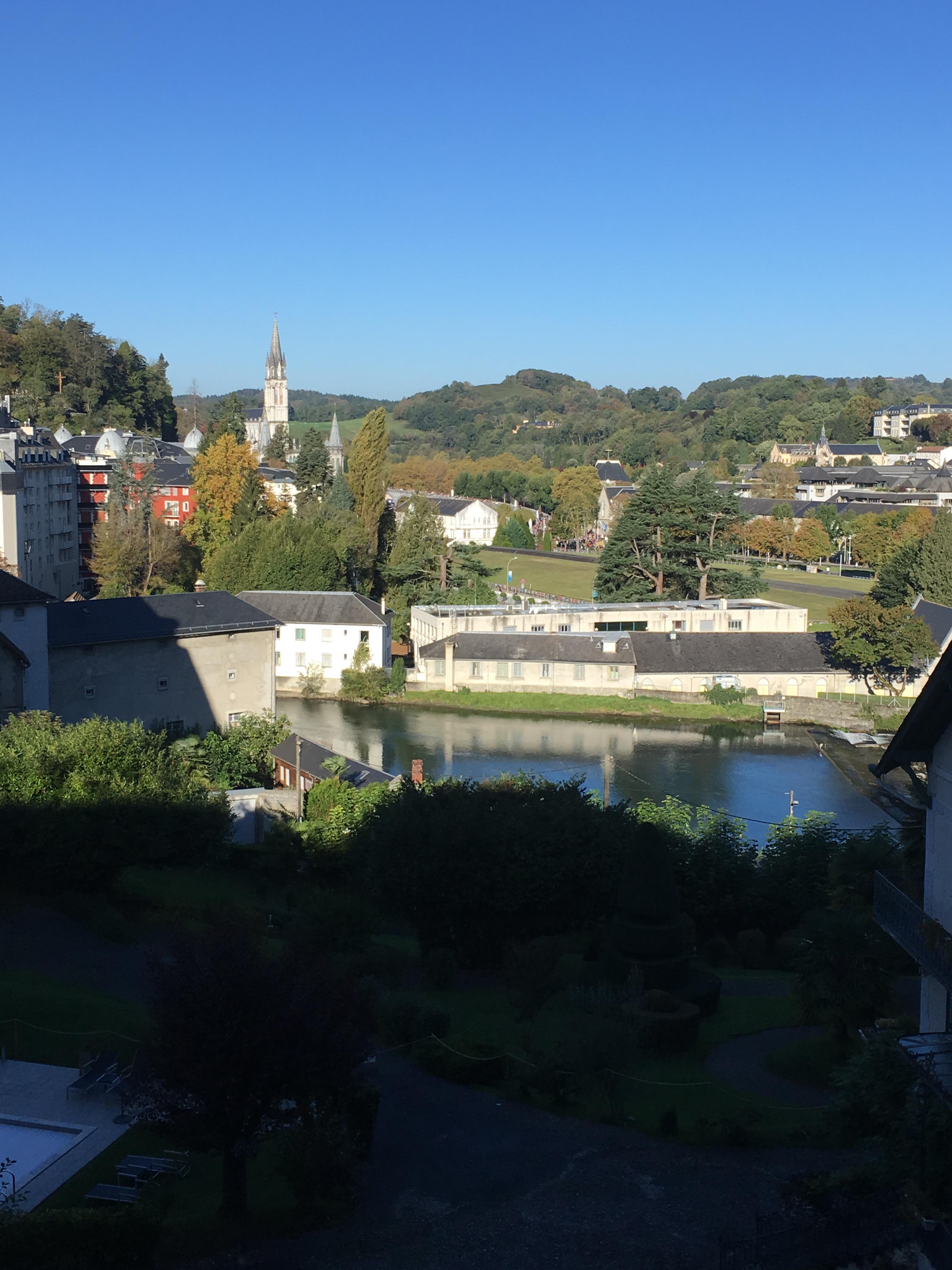 Lovely Lourdes!