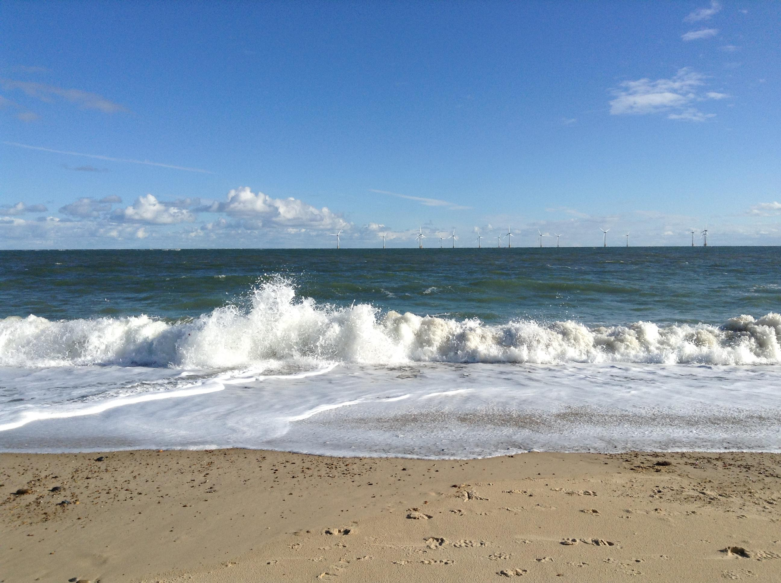 October tides