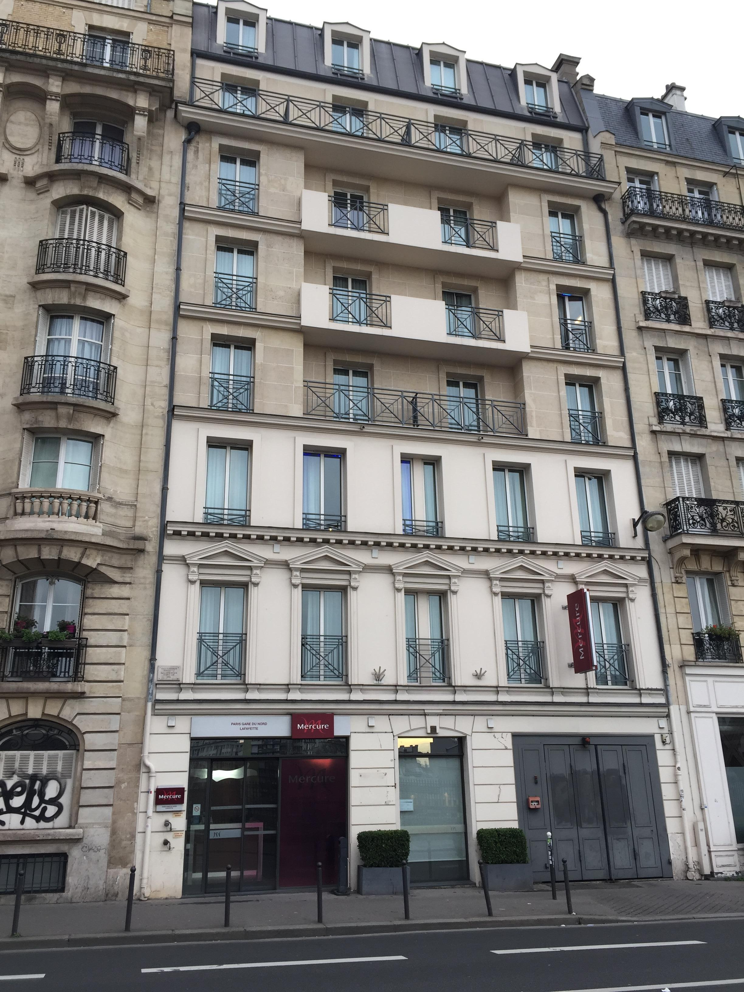 Hotel Mercure Paris Lyon mercure paris gare du nord la fayette deals & reviews (paris