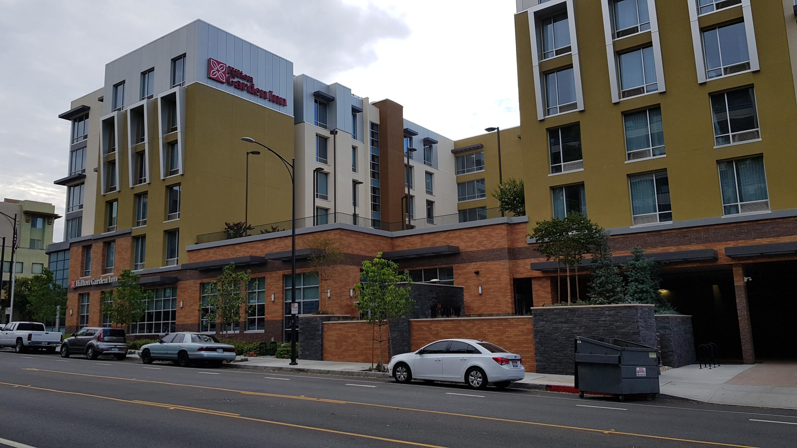 Hilton Garden Inn Burbank Downtown In Los Angeles Hotel Rates Reviews On Orbitz