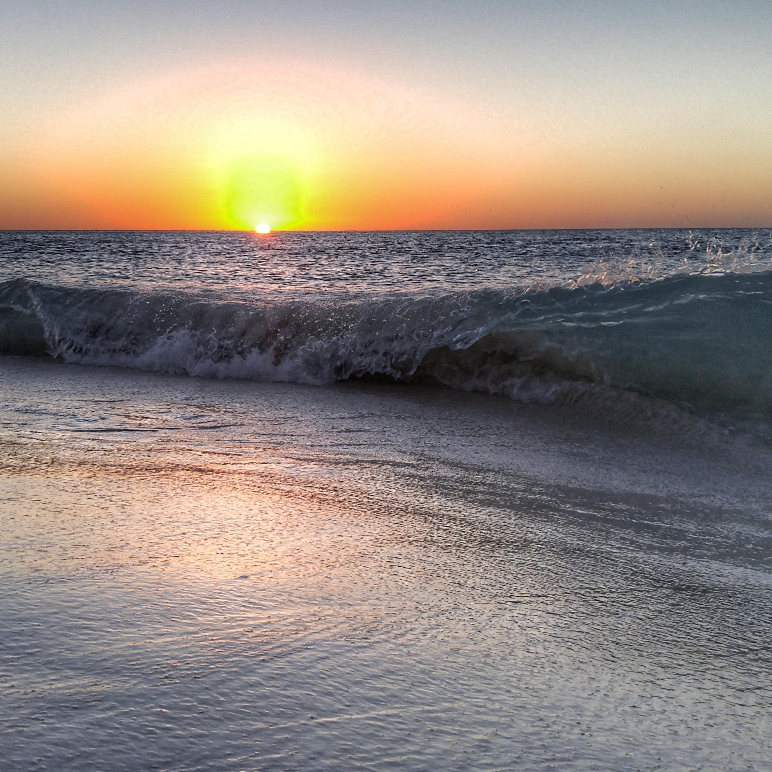 Eagle Beach Sunset
