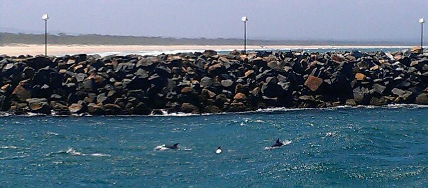 Beautiful safe beach &rock pool.