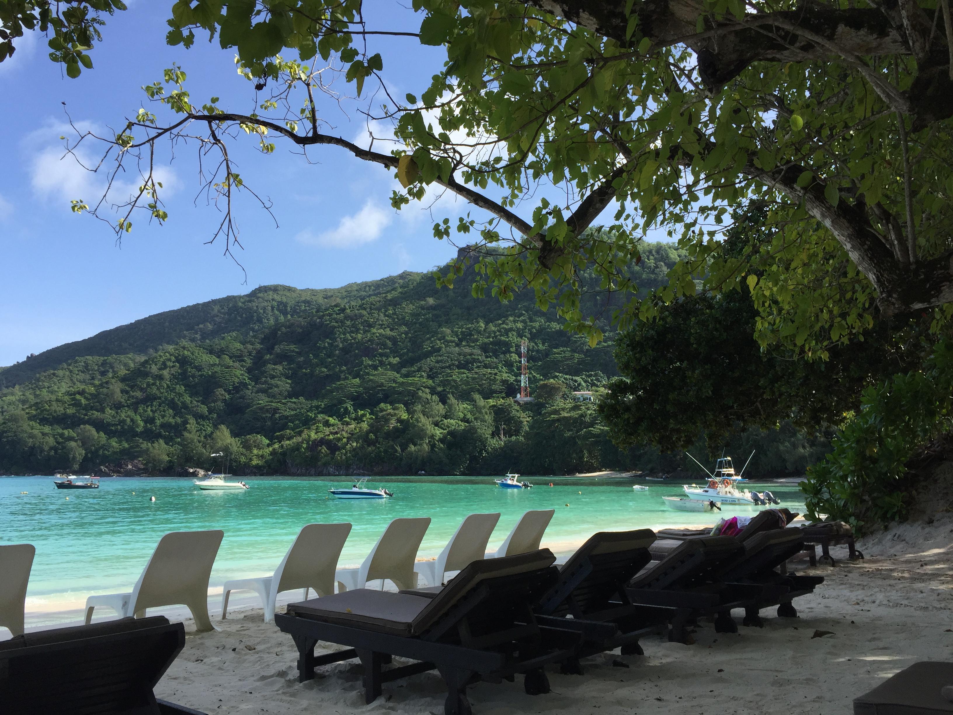 excursion to La digue island plantation