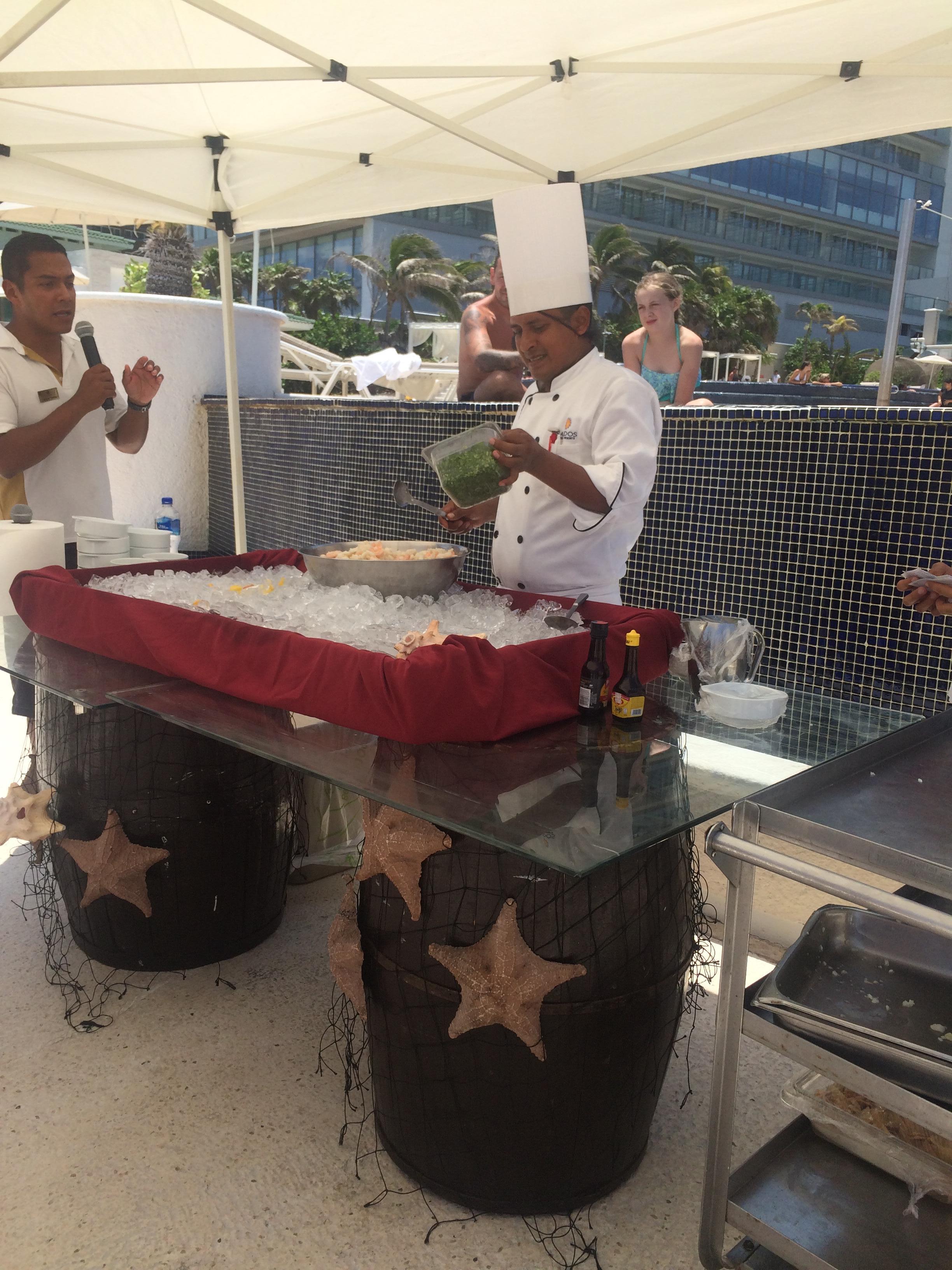 Chef Artemio