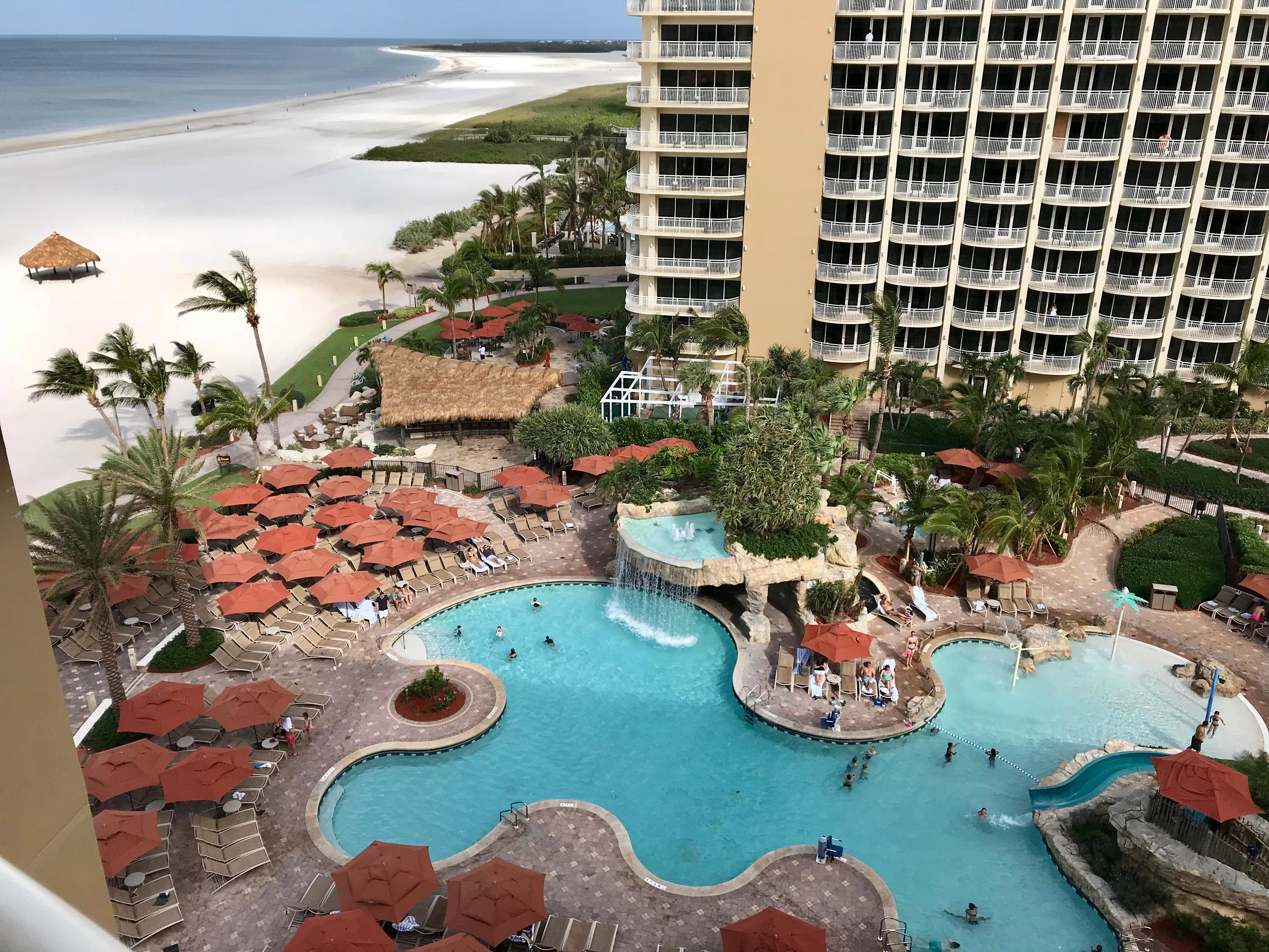 Marriott Is Nothing Short Of The Best 2 Pools Several Restaurants Clean Updated Rooms Friendly And Helpful Staff Breath Taking Ocean Views