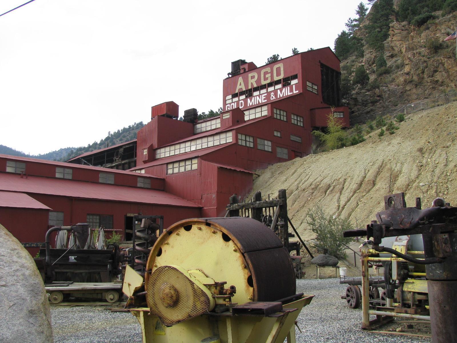 Argo Mine, Idaho Springs