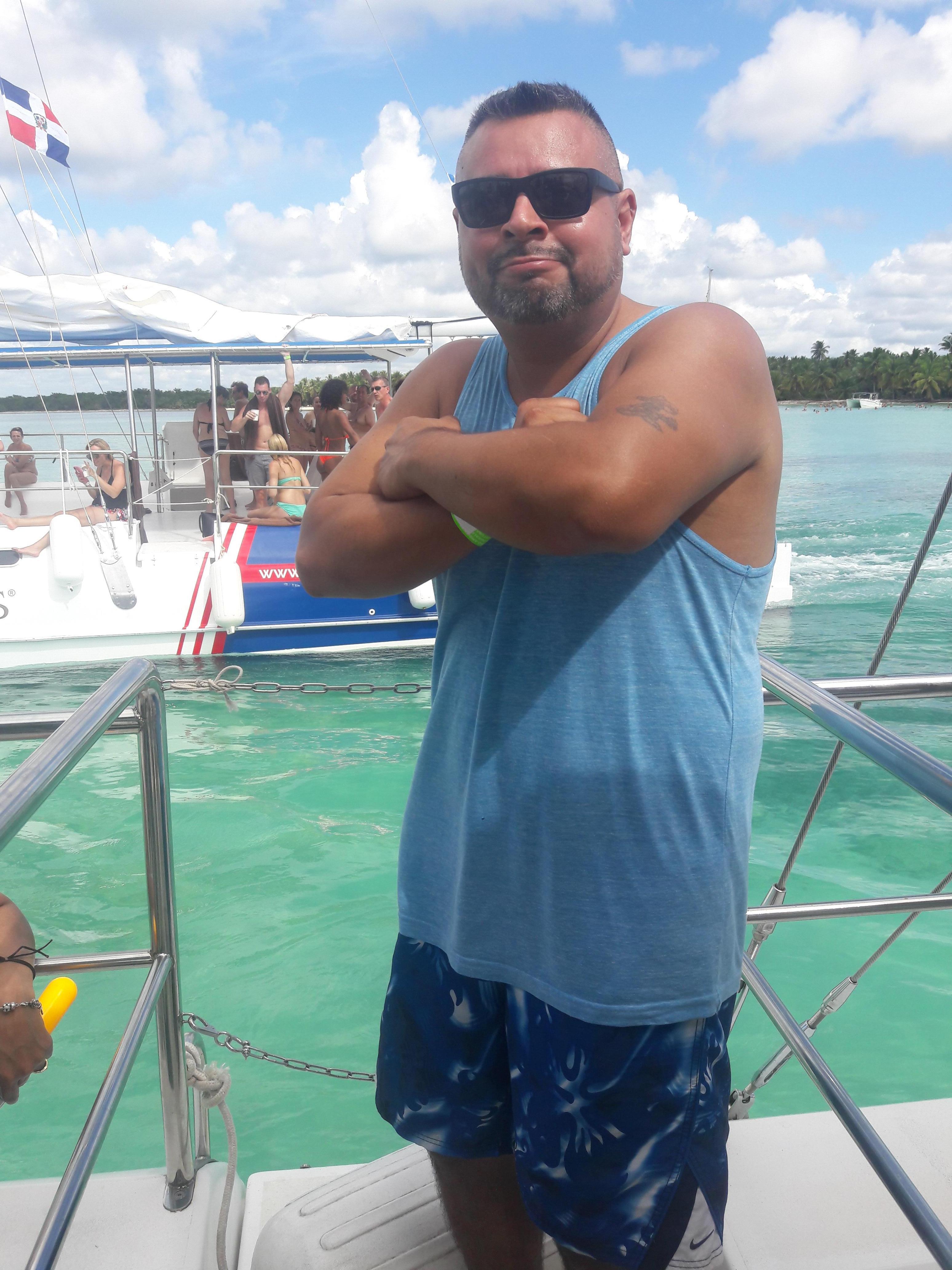 Isla Saona catamaran excursion
