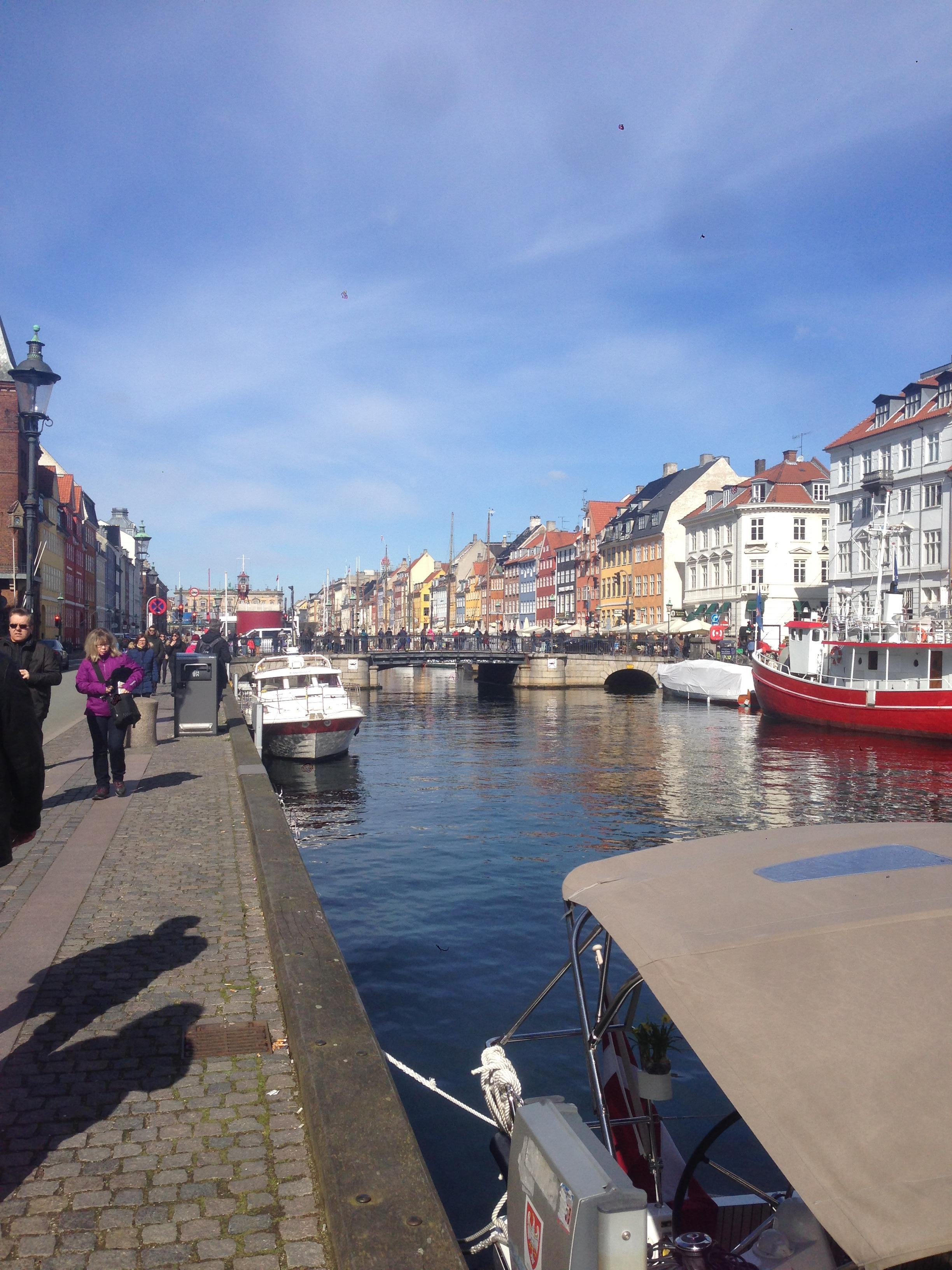 Closw to Nyhavn