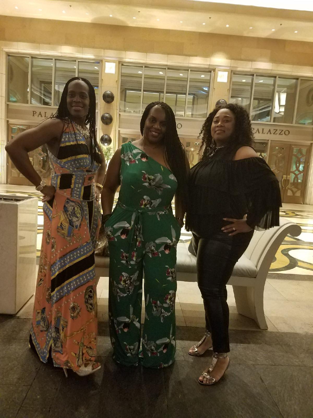 Florida girls invades Vegas