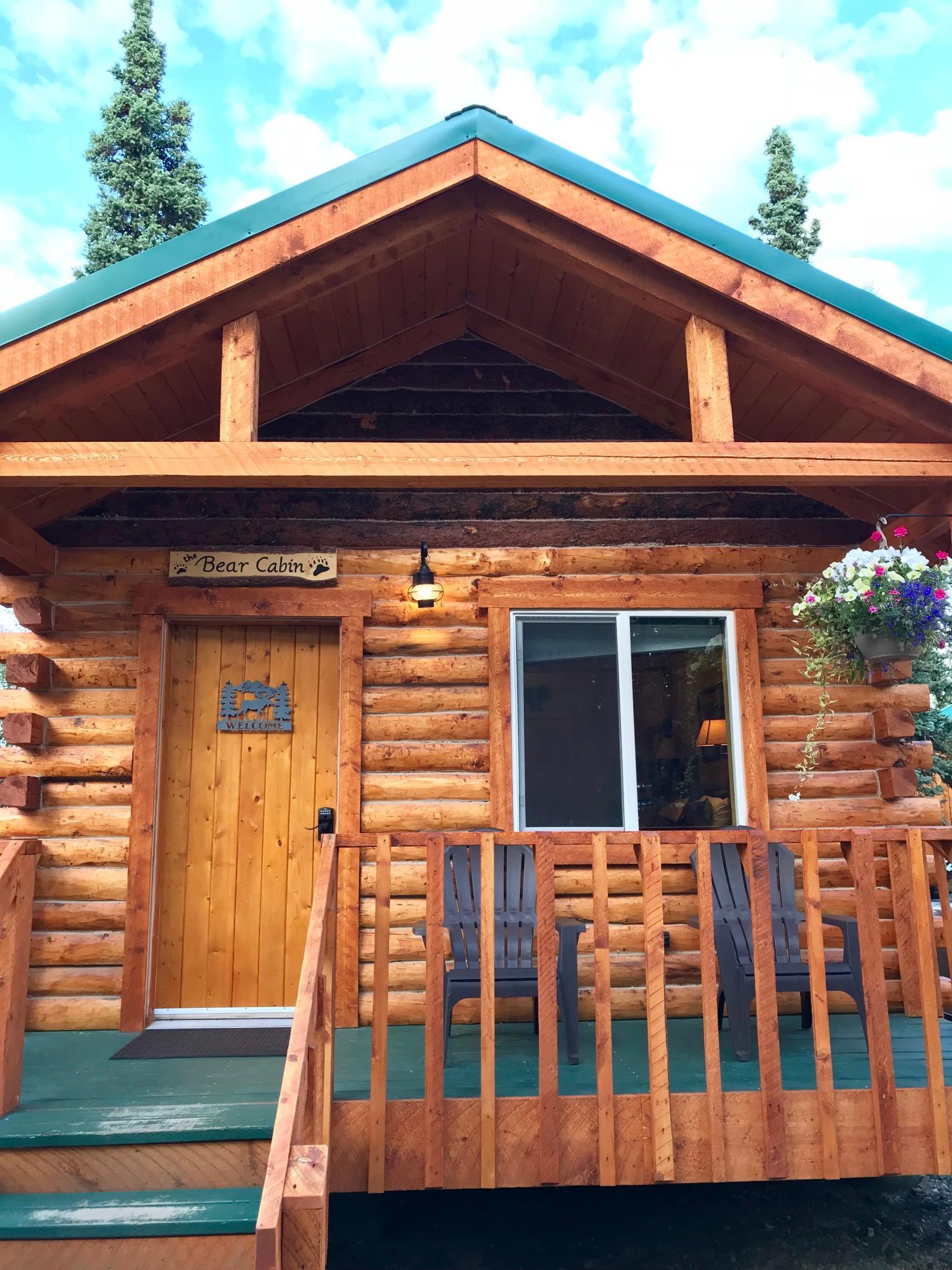 Denali Tri Valley Cabins In Denali Hotel Rates Amp Reviews