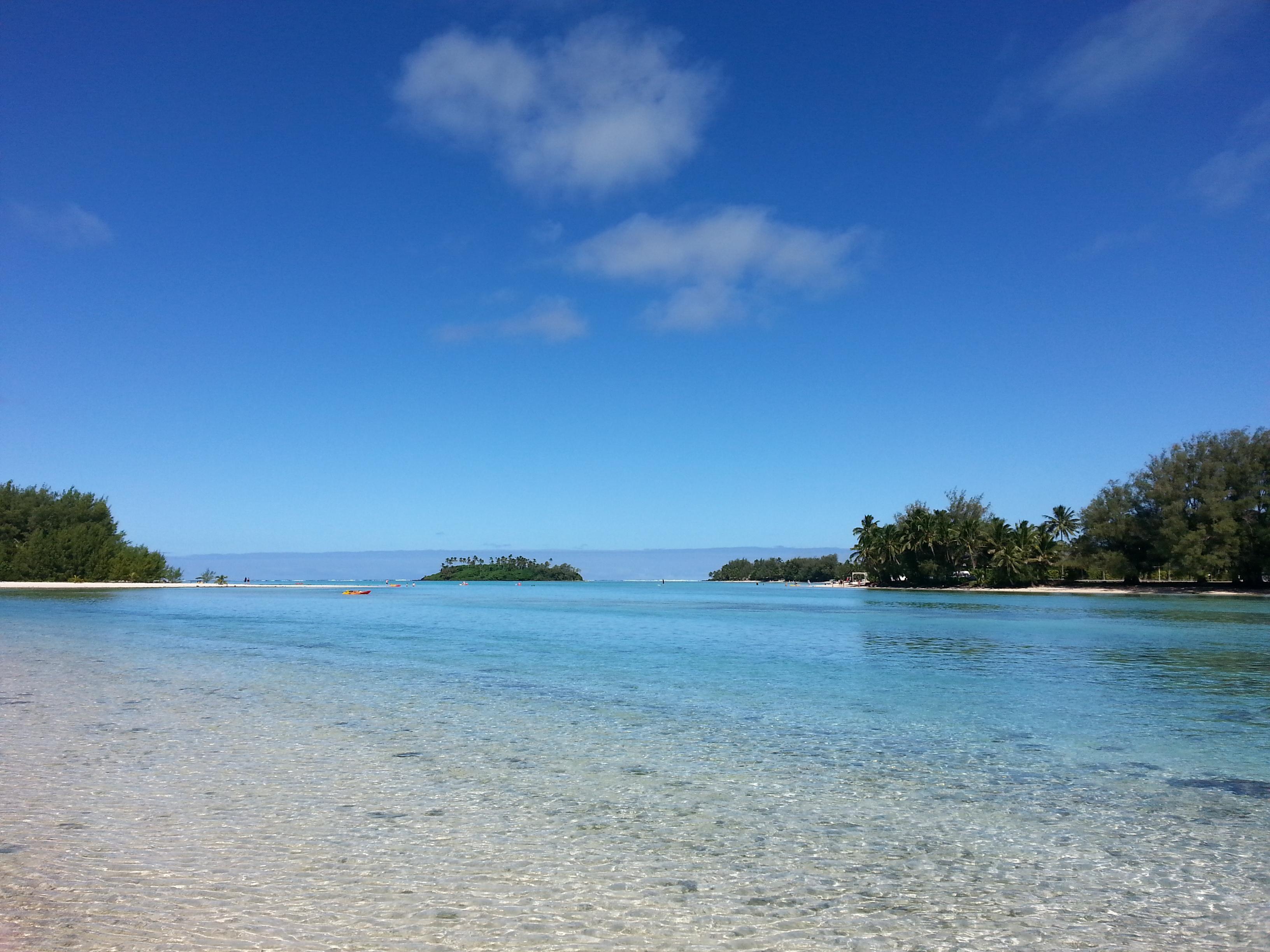 Four beautiful islets