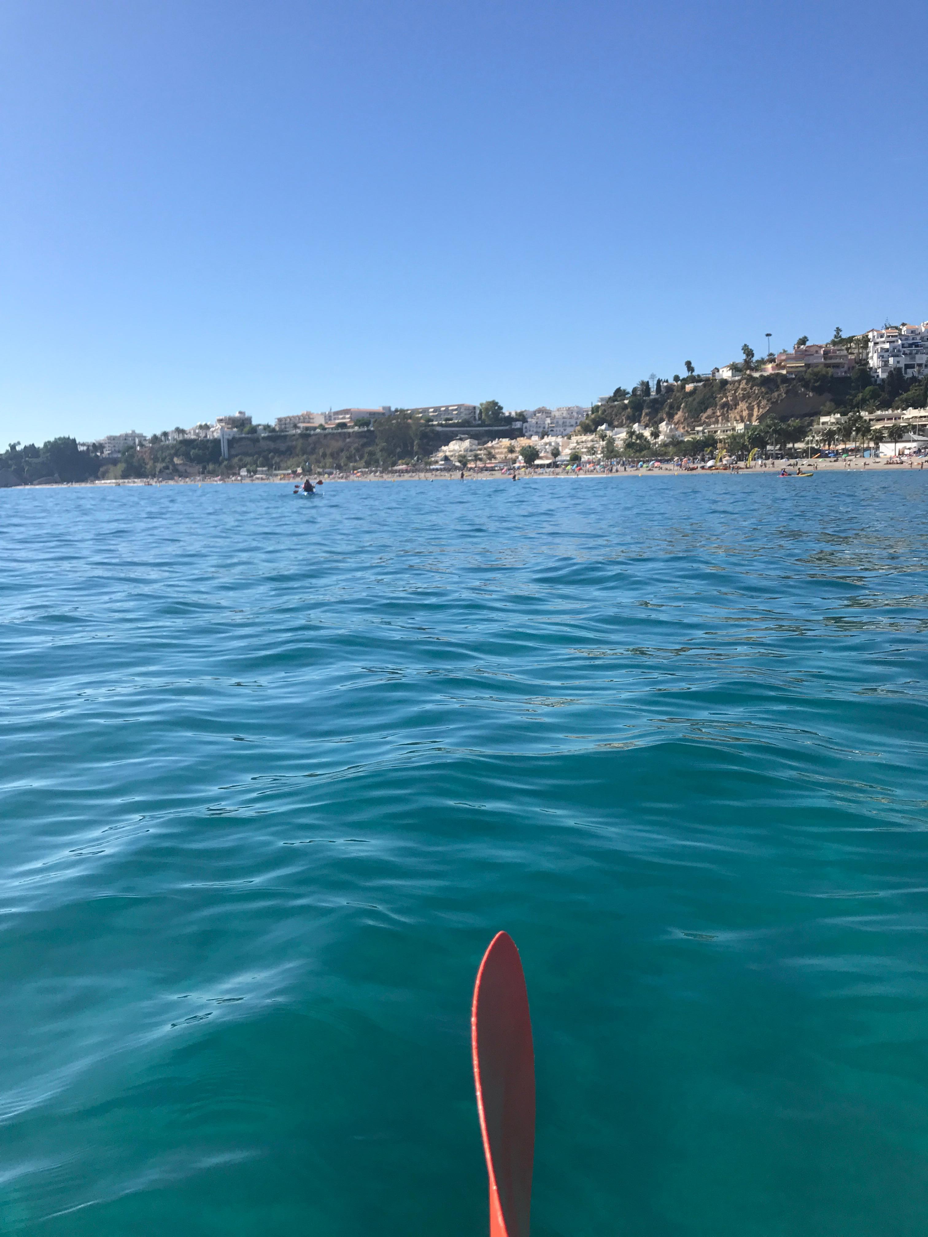 Belle balade en Kayak