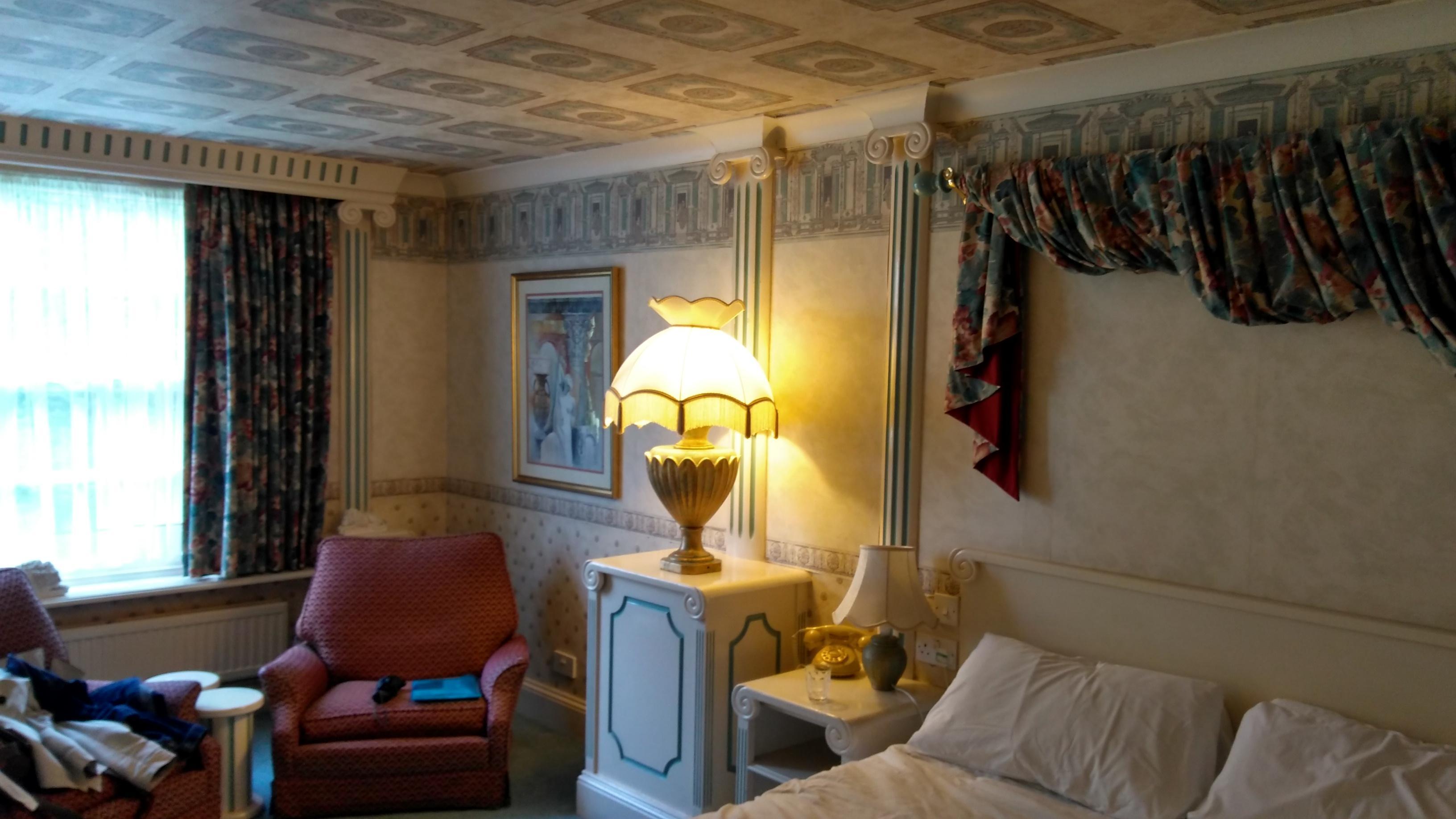 The Roman Bedroom