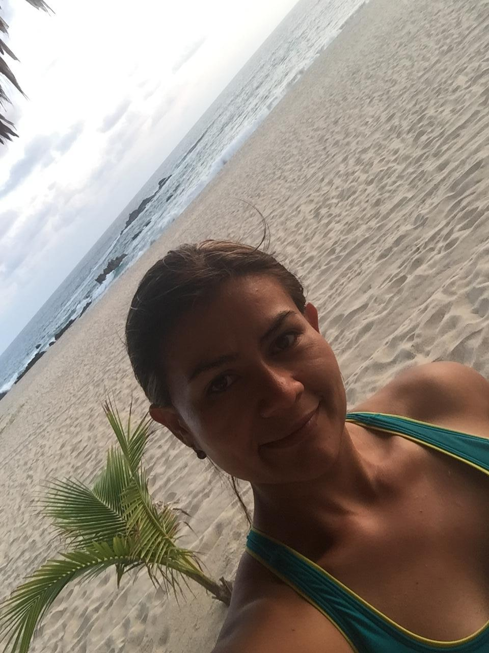 Enjoying the Beach!