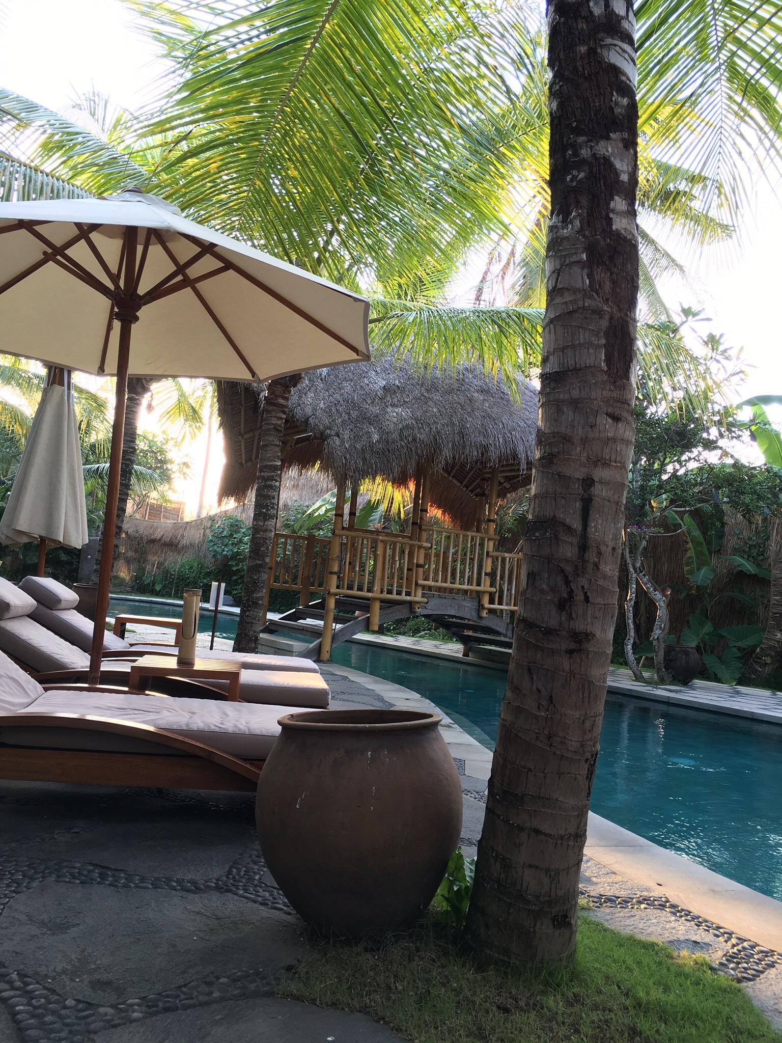 Glorious pool