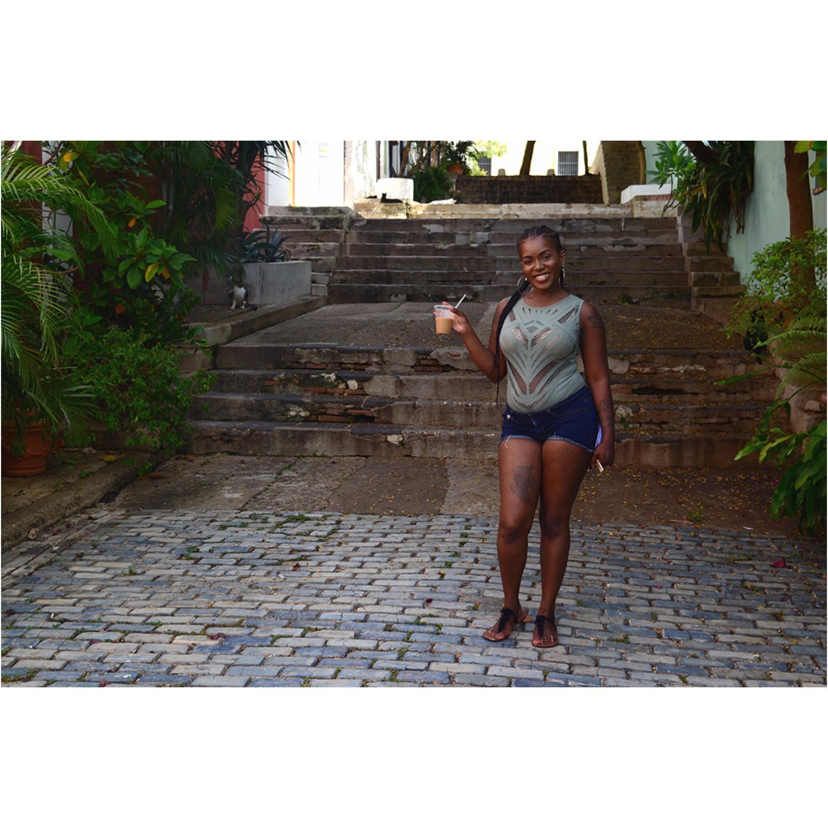 Enjoying San Juan