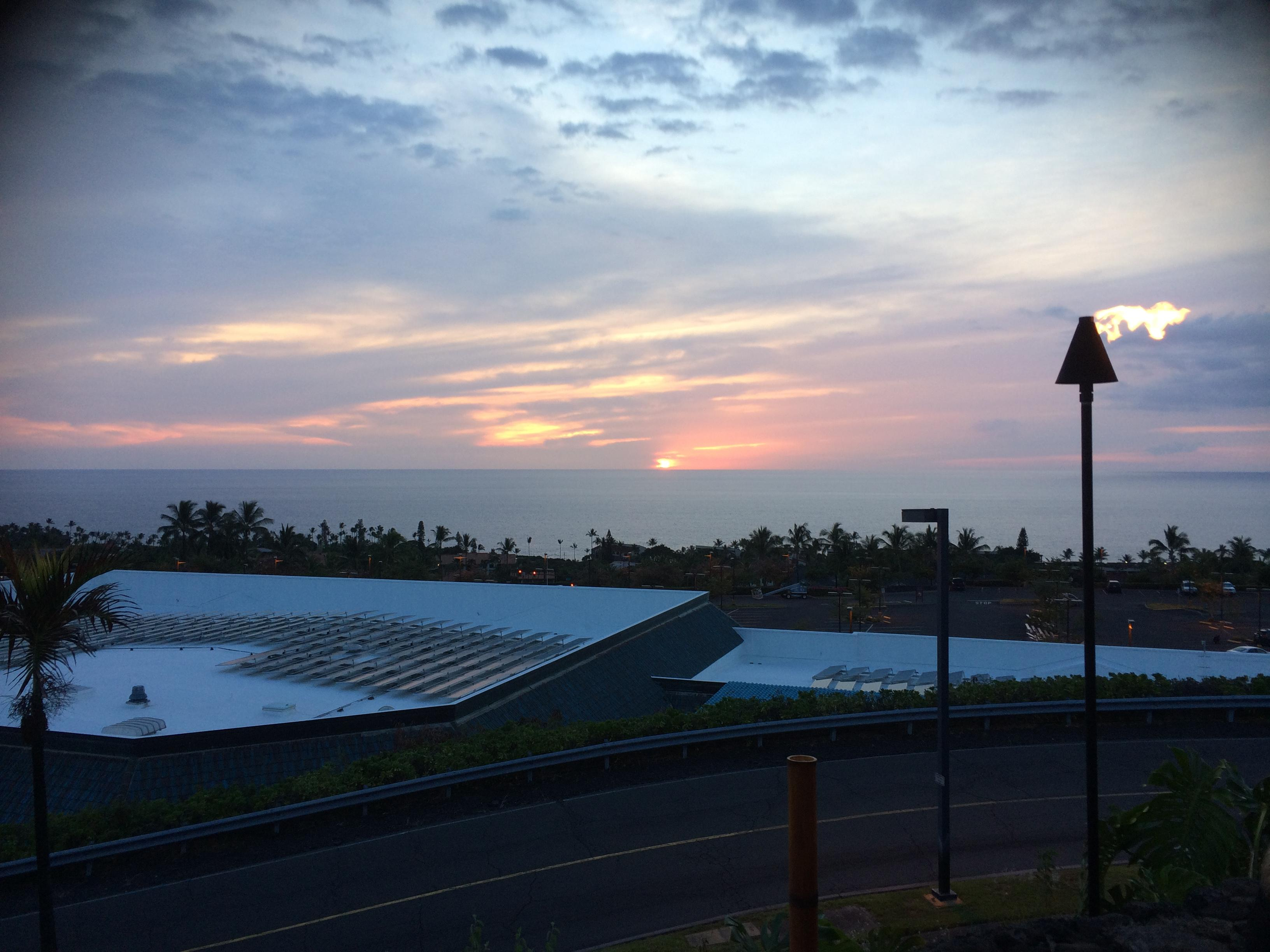 Sunset Kona