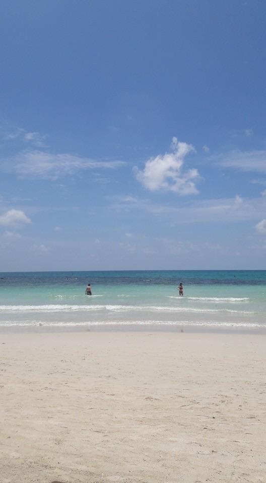 Schöne Beach