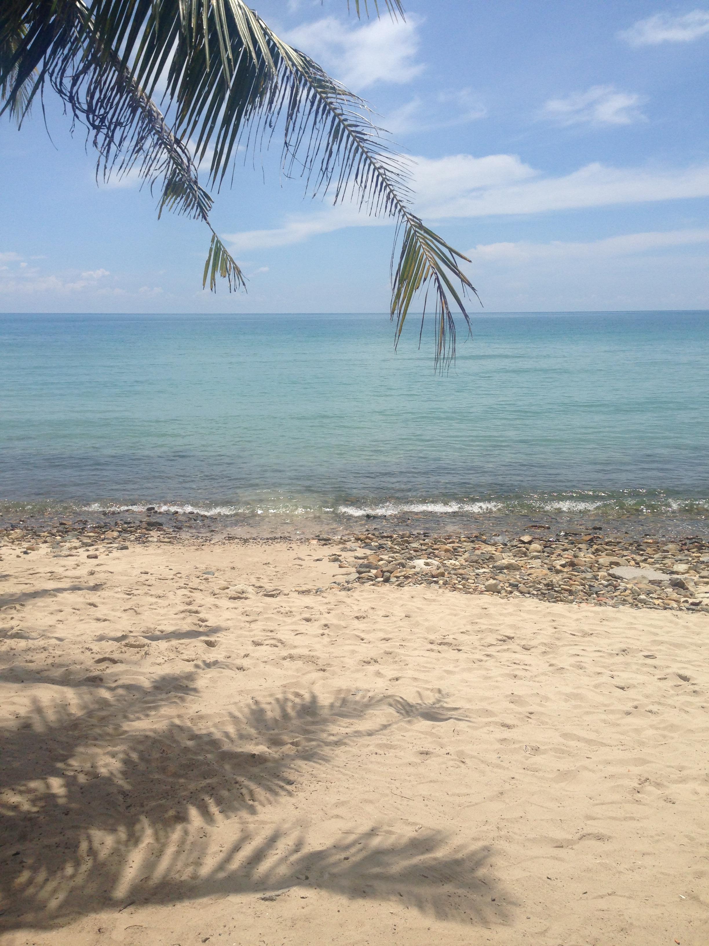 Kuva rannalta