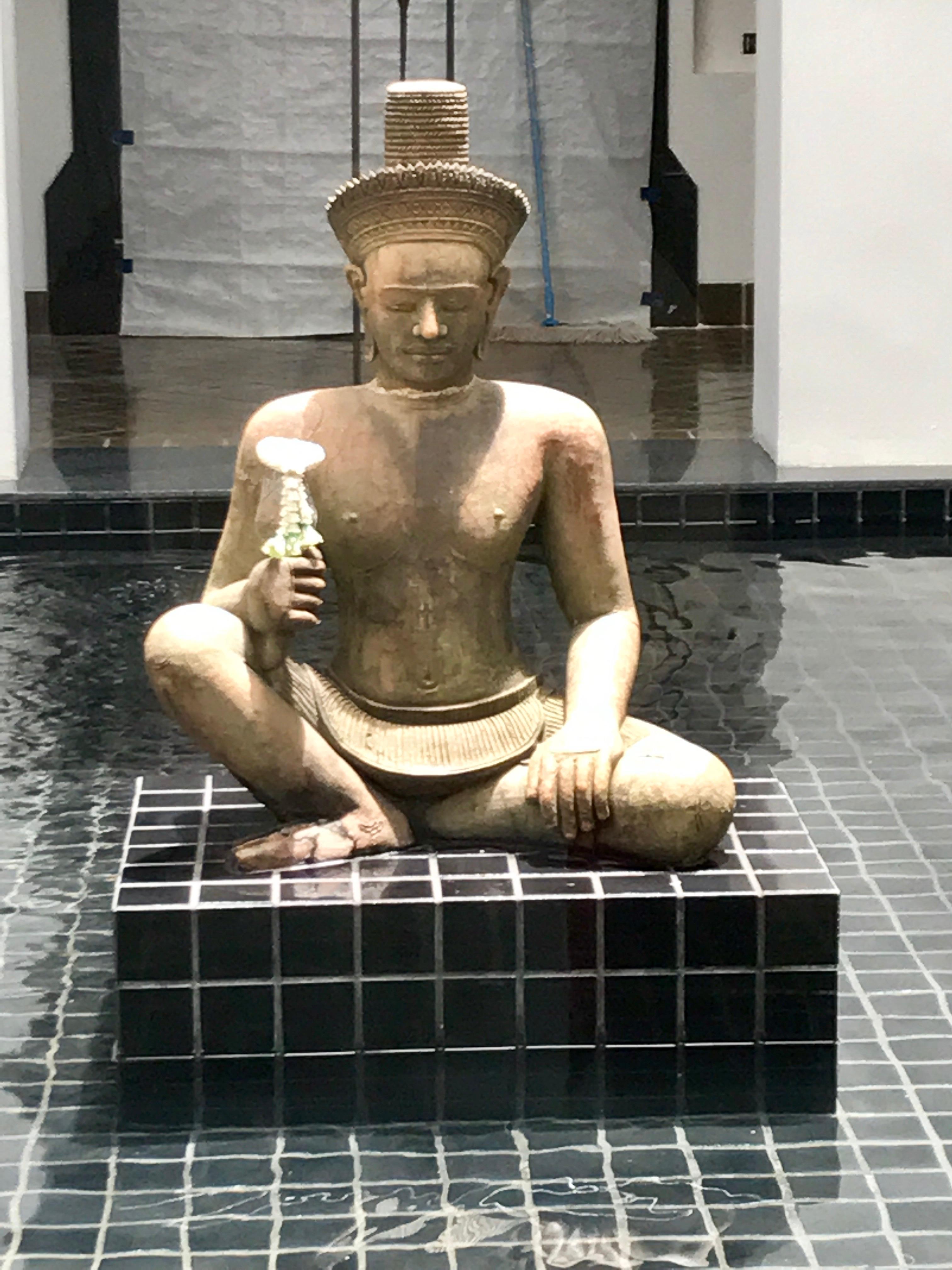 Blissfull buddha