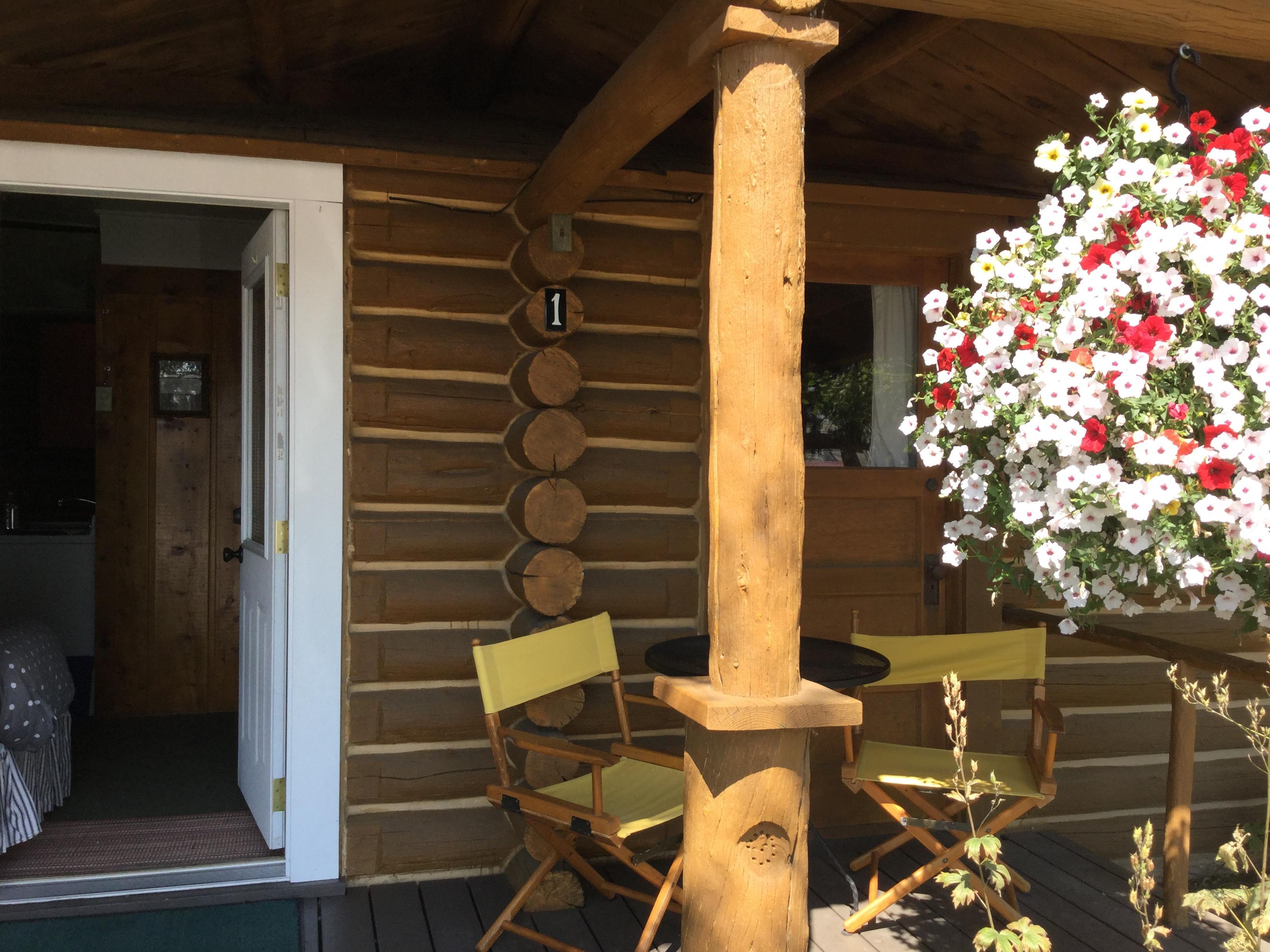 Cabin 1.