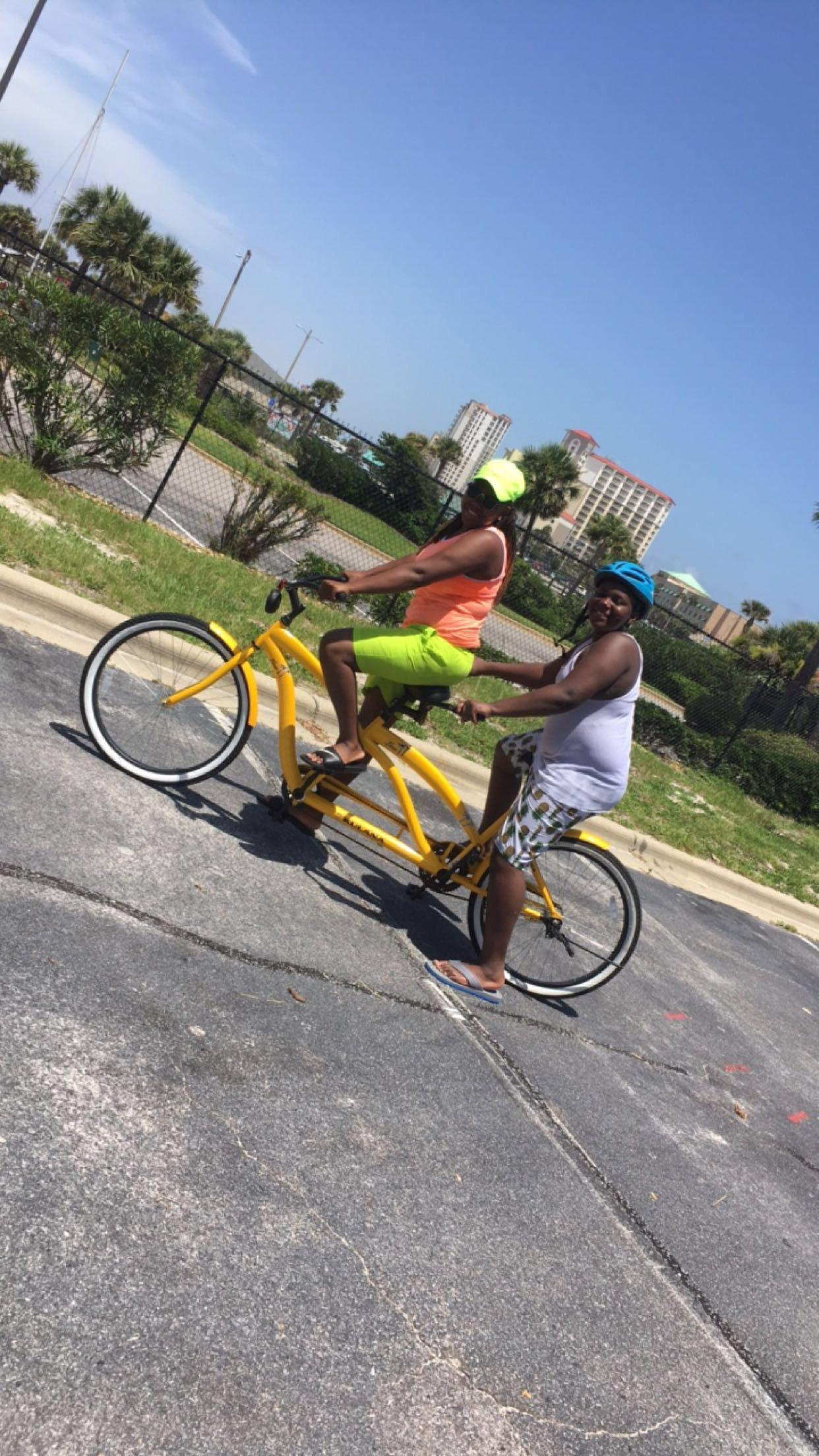 Free bike rentals