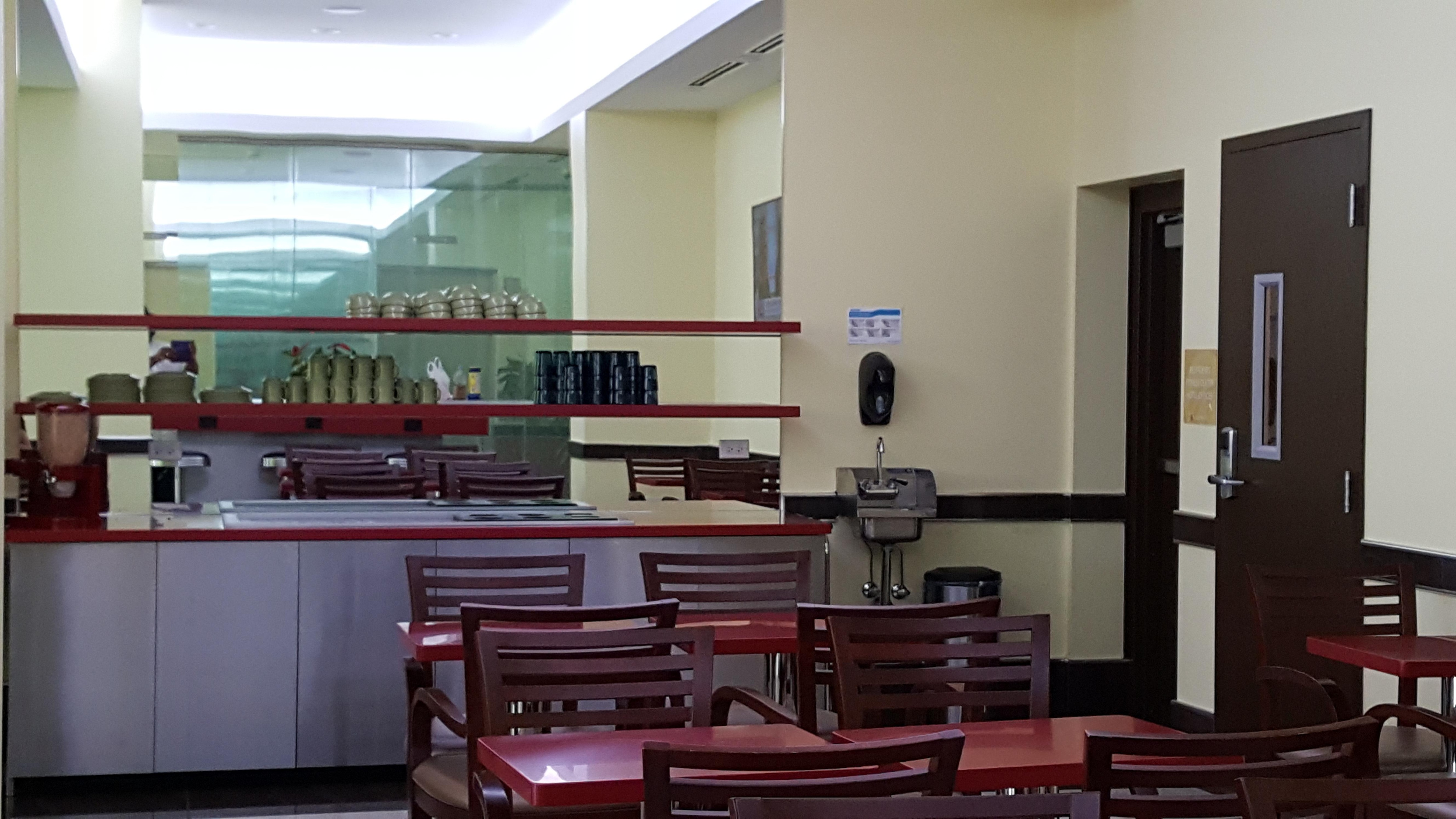 Dining Area/Cell charging