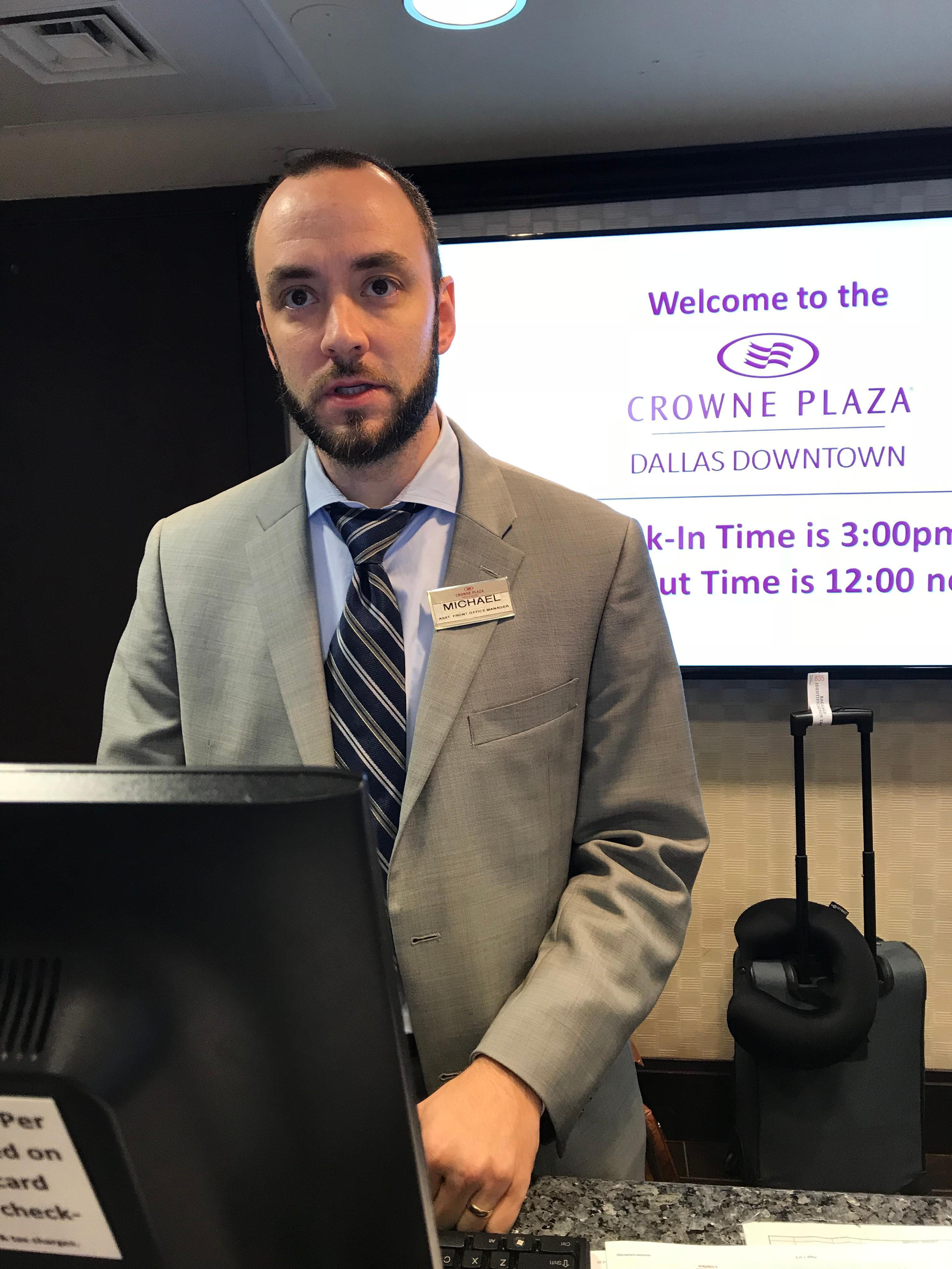 Asset manager Michael