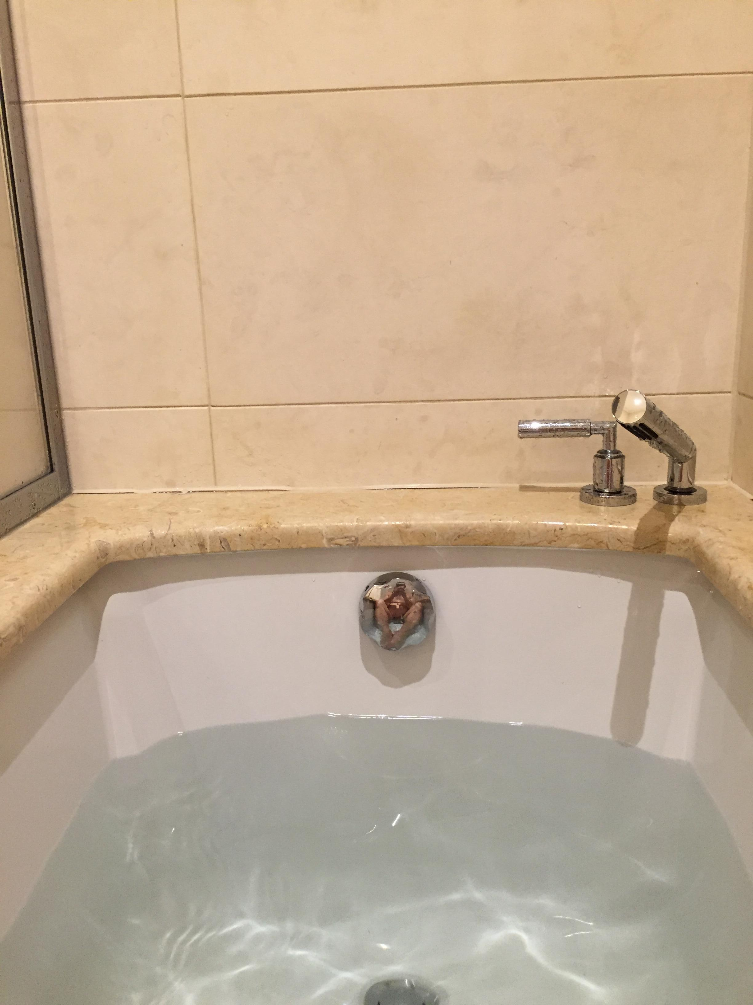 Bath you can't fit in