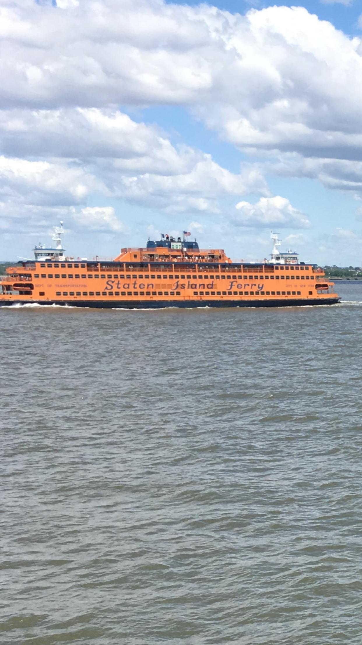 Staten Island Ferry ⛴