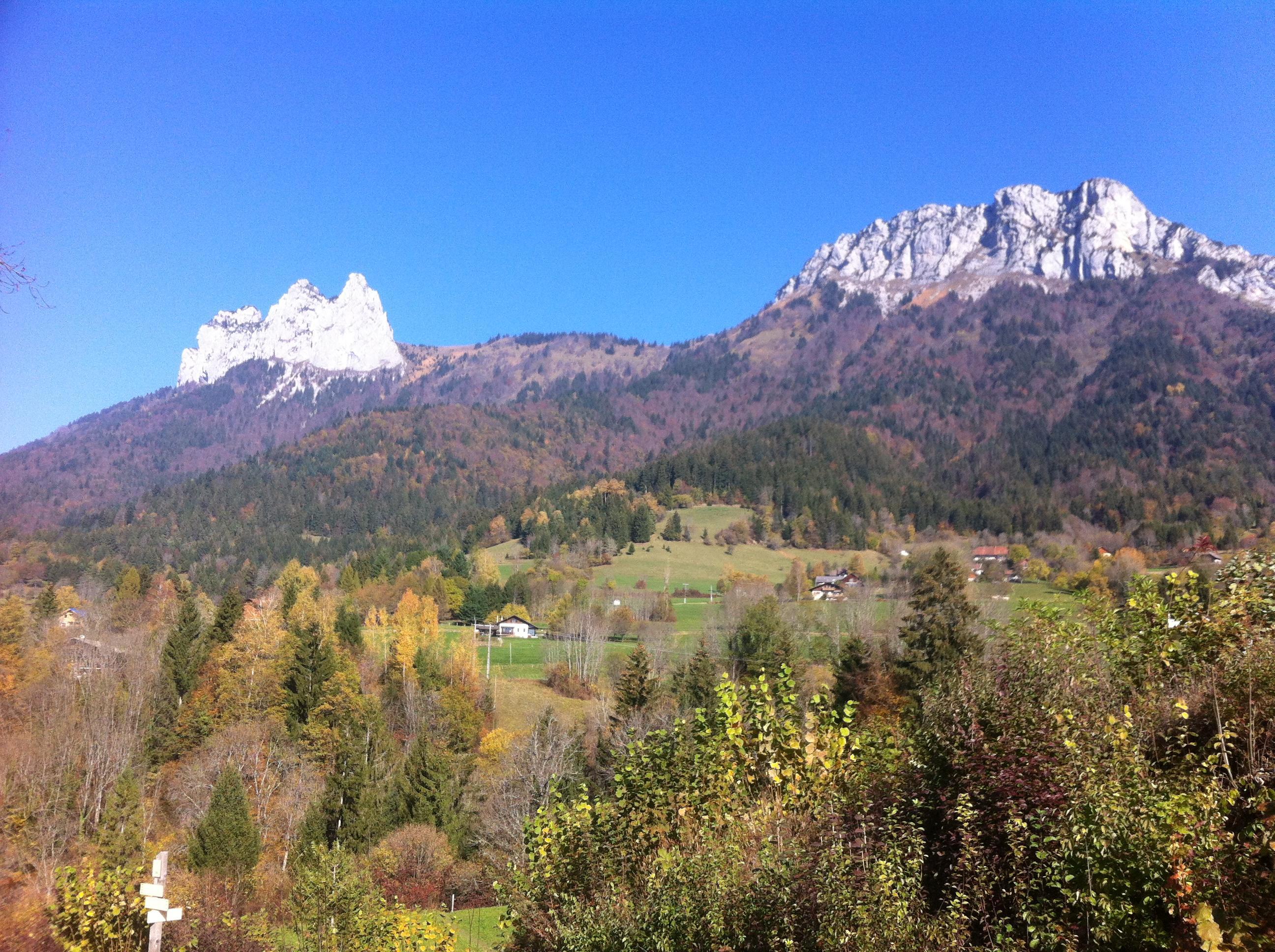 Montagne de la Forclaz